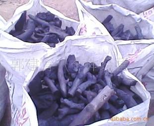 土窑制作传统木炭(图)