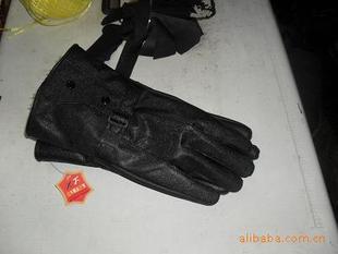 pu电动长款二棉手套
