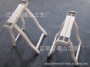 高级A型古筝支架/古筝架子/白色| 楠木 红木亚光古筝架