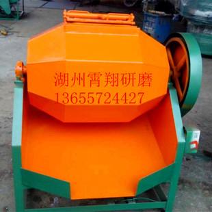 厂家直销 光饰机 170L八角滚筒光饰机 八角滚筒抛光机 研磨机
