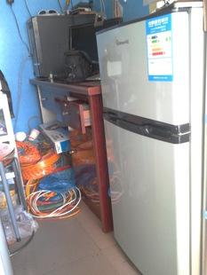 太阳能冰箱