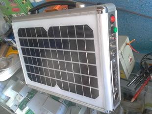 便携式太阳能发电机(带音乐播放器)