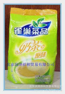 奶茶 雀巢 雀巢原味奶茶 1千克袋装奶茶 1000g*12袋 饮料机热饮品