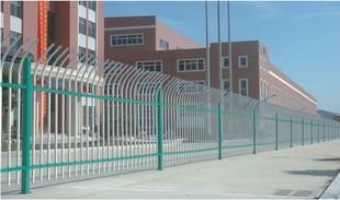 围墙护栏 围栏 防爬栅栏 安庆护栏生产厂家