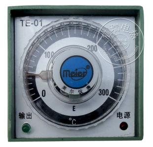 封口机电烤箱 烘箱温控仪TE-01/TE-02指针式温度调节仪 控温器