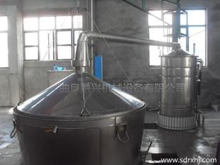 黑龙江不锈钢大型酿酒设备厂 白钢家庭酿酒设备