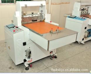 厂家直销型号齐全微电脑自动裁切机、平板裁切机、跳切机