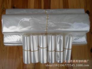 热收缩袋 出口环保POF收缩袋 平封袋 聚烯烃两头通收缩膜收缩袋