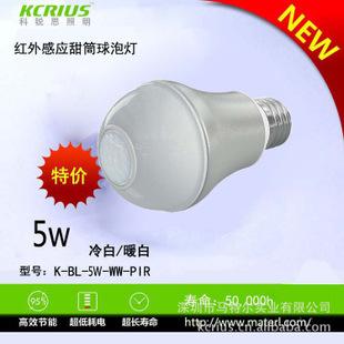 LED感应灯 感应球泡灯 led红外感应灯 红外感应灯 LED红外感应灯