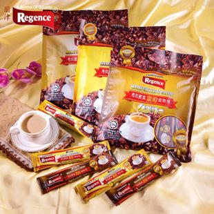 马来丽津白咖啡原装进口 无糖低糖速溶咖啡 无反式脂肪酸 7折包邮