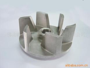 供应精密铸造件 食品用叶轮 不锈钢叶轮 熔模精密铸造