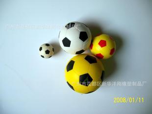 【足球系列】PU发泡足球 pu足球玩具 发泡pu玩具球 pu压力玩具