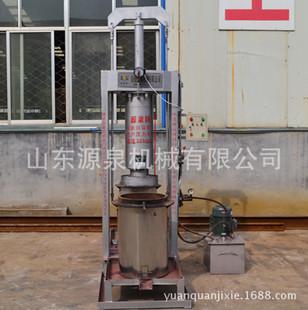 新款液压榨油机图片