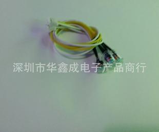 光敏电阻线 光敏尾线 光敏电阻防水线 光敏探头 红外灯板线