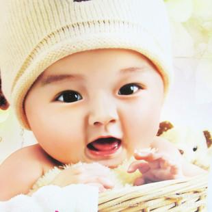双胞胎宝宝海报42*57cm孕妇必备婴儿画宝宝画胎教