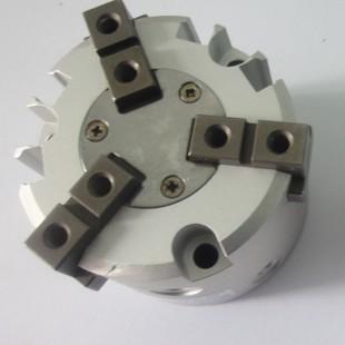 mhs3-16d三爪气缸 smc型气爪,3手指气缸图片