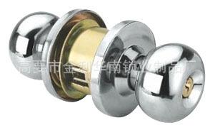 供应佳固牌JG-609-SP型 筒式球形锁 批发门锁
