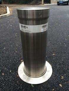 自动升降柱 电动升降路桩图片