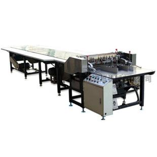 长期供应 全自动皮壳机 自动上纸上糊机 高品质胶轮上糊机