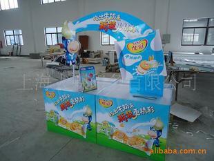 【专业设计,专业加工】纸货架,纸堆箱,,超市地堆,食品图片