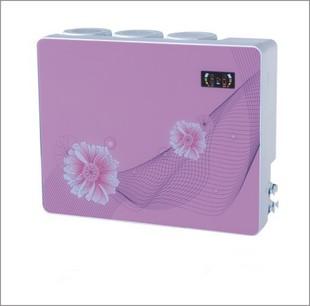 超康50G红粉佳人RO机高档家用纯水机带LED显示屏