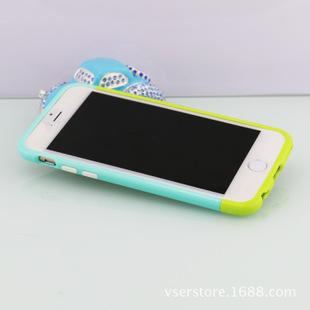 苹果iphone6s手机边框撞色