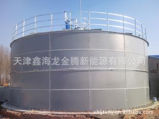 大型沼气工程,四季型太阳能沼气干式厌氧发酵系统工程,沼气锅炉