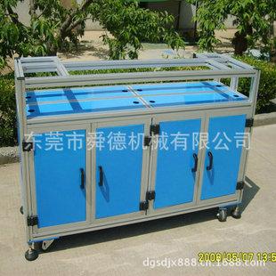 供应 机架 设备机架 工业铝型材机架 机架定做
