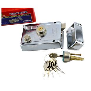 厂家直销威利外装门锁 9219防盗门锁