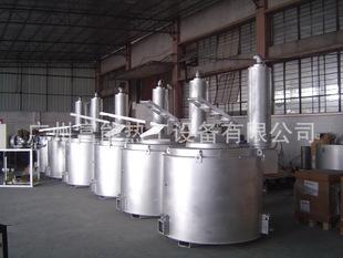 供应燃气铝合金熔化炉 铝合金鞋模铸造熔化炉