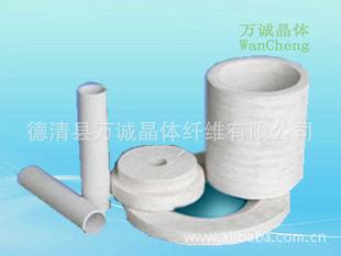 专业生产硅酸铝管 耐高温 保温隔热硅酸铝材料
