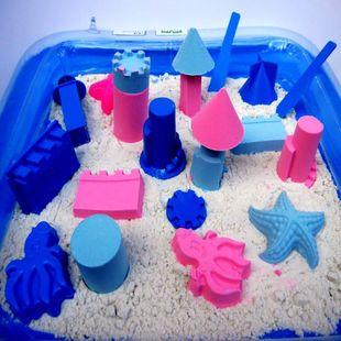火星沙专用模具模型空气粘土城堡模具【10件套城堡