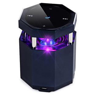 便携式蓝牙音箱 触摸插卡音箱 免提通话 新款蓝牙音响 彩灯音箱