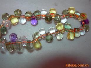 天然水晶手链批发时尚手链个性手链手工水晶手链彩色水晶手链