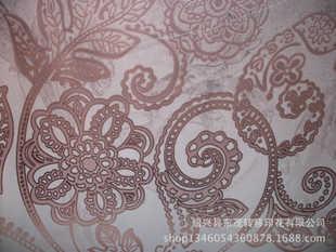 家居家纺面料转移印花加工-各式欧式花型转移印花加工