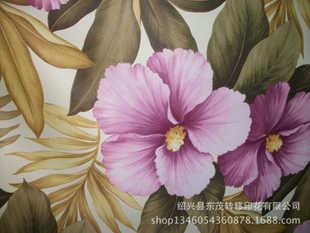 大花类花型转移印花加工-各类家居家纺面料转移印花加工