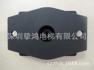 日立防震橡胶减震减振垫缓冲橡胶图号:83111694 日立电梯配件