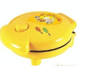 厂家批发红双喜家用自动蛋糕机/电饼铛/卡通蛋糕机/自动控制温度