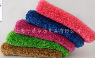 韩式双层珊瑚绒抹布 超细纤维百洁布 日用百货淘宝销日用百货3040