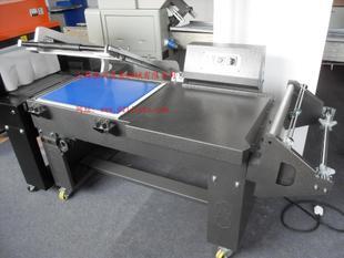 上海知名厂家直销 L型立式热收缩膜封切机、半自动热收缩膜封切机