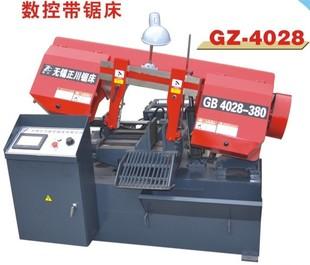 正川锯床 gz4028-380数控带锯床 卧式锯床 立式带锯床 非标锯床