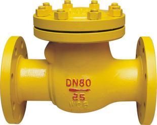 厂家直销 DN150止回阀 碳钢止回阀 中型止回阀 H44H止回阀 砂铸