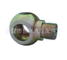 时尚钢质铁接头 外丝镀锌球形接头 旋转接头 环形接头