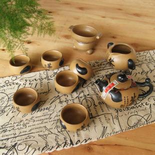 新品茶具批发 德化陶瓷高档功夫茶具陶器茶具整套茶具礼品套装