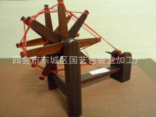 a004.199 纺织车 摆件 优质工艺品图片