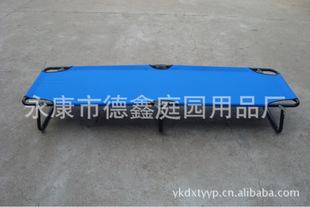 厂家直销加强加固沙滩床,沙滩椅,休闲椅,折叠椅 两折床 午休床