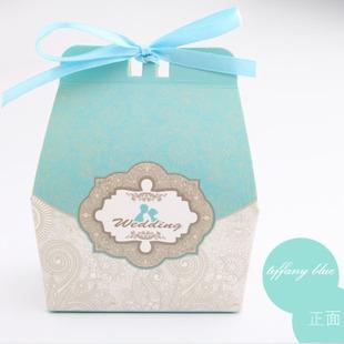 2013新款爱的主题包装糖盒高档个性创意欧式婚庆用品