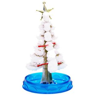 纸树圣诞树开花