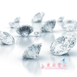 【精品推荐】高贵典雅宝石 超闪亮度白色锆石 锆石批发
