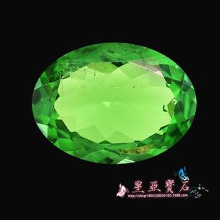 【精致批发】锆石宝石 白色A级蛋形宝石  高端大方 量多优惠